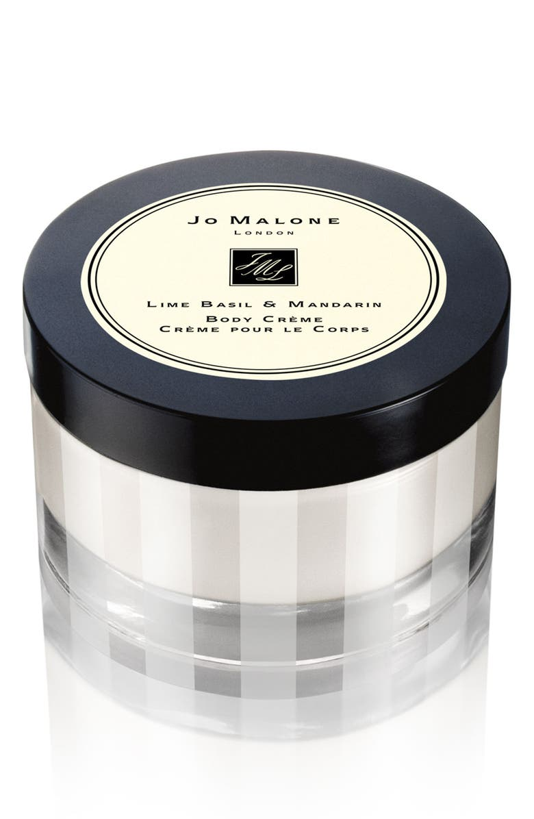 JO MALONE LONDON<SUP>™</SUP> Lime Basil & Mandarin Body Crème, Main, color, No Color