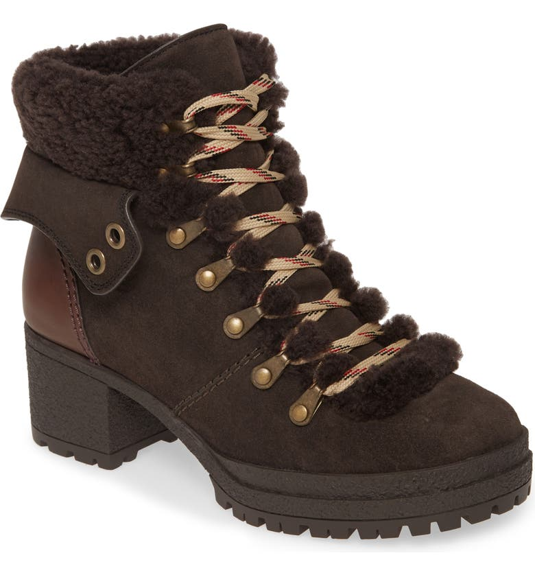 SEE BY CHLOÉ Eileen Lace-Up Boot, Main, color, 200