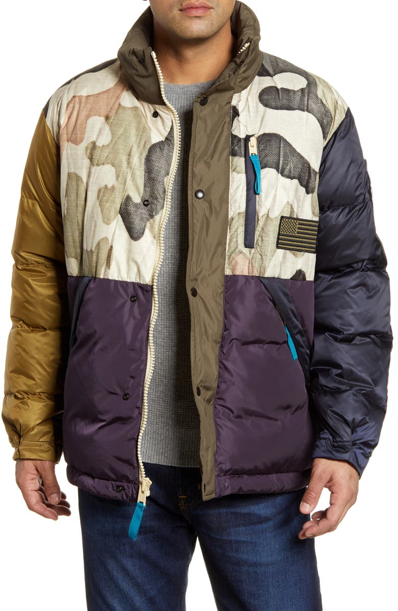 WOOLRICH x Griffin Second Life Down Puffer Jacket, Main, color, 300