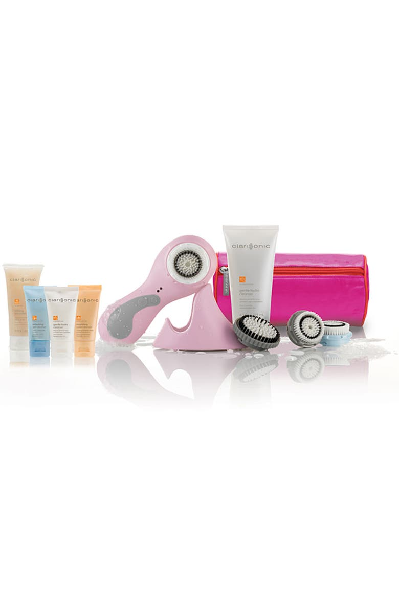 CLARISONIC <sup>®</sup> 'PLUS - Pink' Cleansing System, Main, color, 000