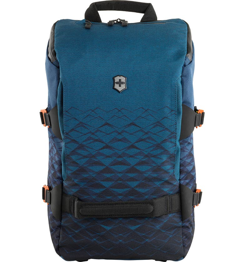VICTORINOX SWISS ARMY<SUP>®</SUP> VX Touring Backpack, Main, color, DARK TEAL