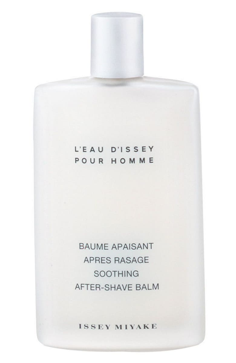 ISSEY MIYAKE L'Eau d'Issey pour Homme Soothing After-Shave Balm, Main, color, NO COLOR