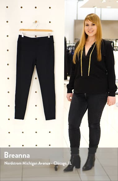 All Day Crop Workout Leggings, sales video thumbnail