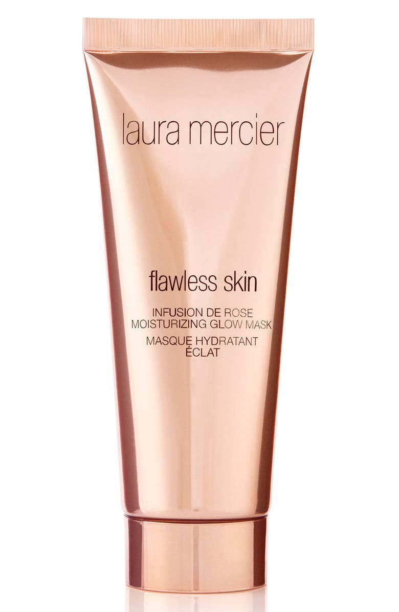 LAURA MERCIER Infusion de Rose Moisturizing Glow Mask, Main, color, NO COLOR