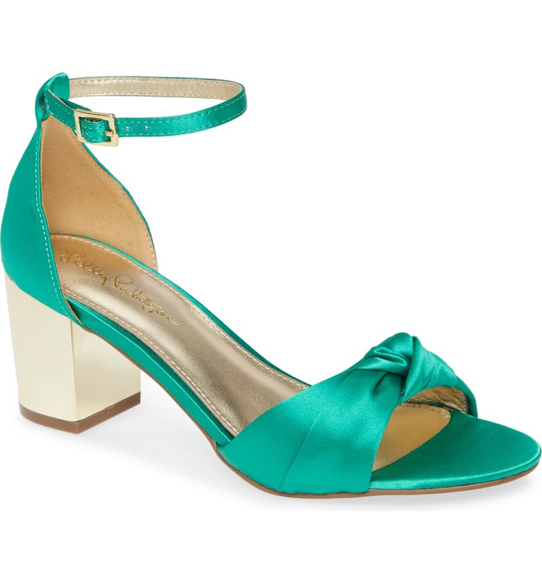 LILLY PULITZER<SUP>®</SUP> Colleen Ankle Strap Sandal, Main, color, 302