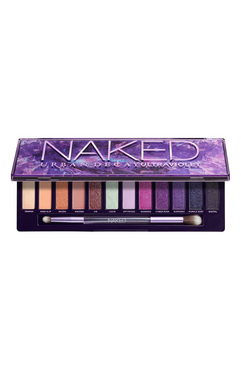 URBAN DECAY Naked Ultraviolet Eyeshadow Palette, Main, color, No Color