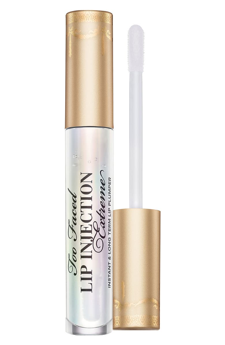 TOO FACED Lip Injection Extreme Lip Plumper, Main, color, ORIGINAL CLEAR