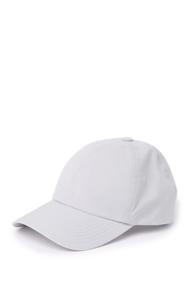 ADIDAS GOLF Crestable Heathered Cap, Main, color, GREY TWO F17