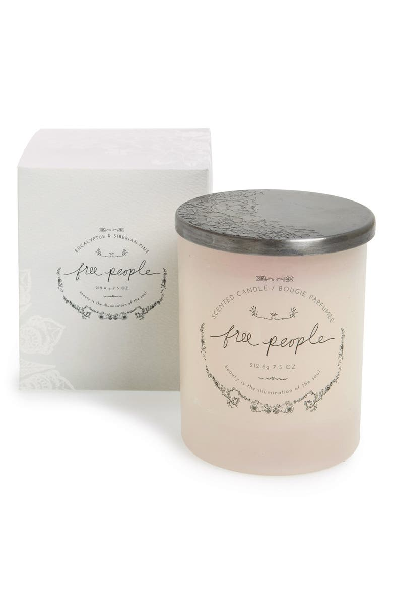 FREE PEOPLE Scented Soy Candle, Main, color, 100