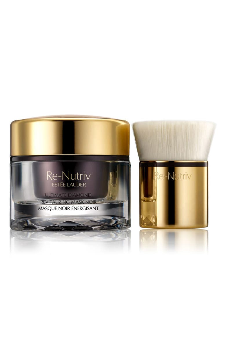 ESTÉE LAUDER Re-Nutriv Ultimate Diamond Revitalizing Mask Noir, Main, color, No Color