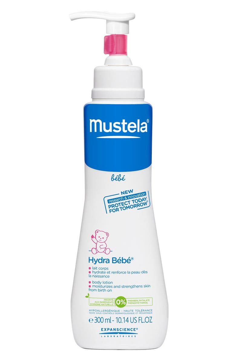 MUSTELA<SUP>®</SUP> 'Hydra Bébé<sup>®</sup>' Body Lotion, Main, color, 000