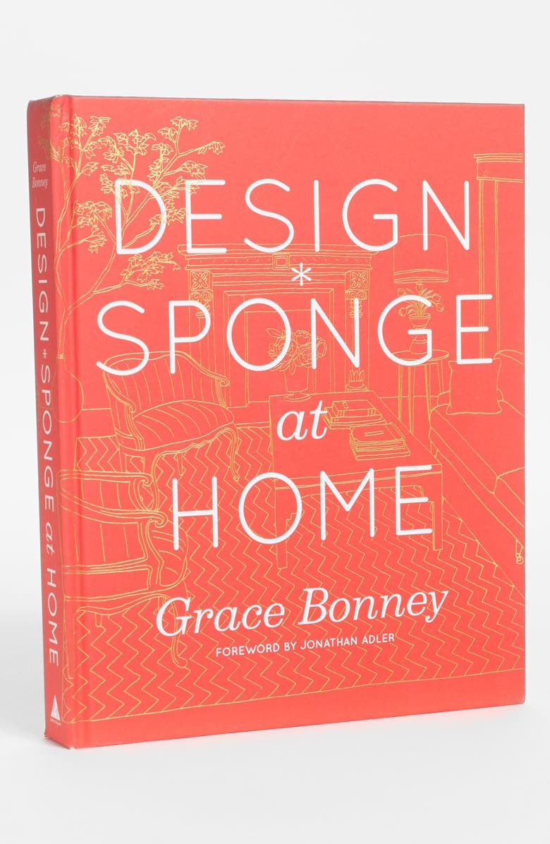 WORKMAN PUBLISHING 'Design Sponge' Home Décor Book, Main, color, 000