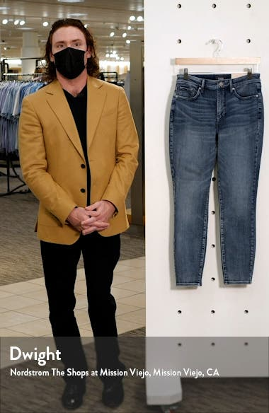 Ami Cool Embrace<sup>®</sup> Ankle Skinny Jeans, sales video thumbnail