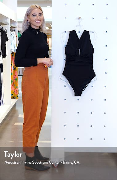Convertible One-Piece Swimsuit, sales video thumbnail