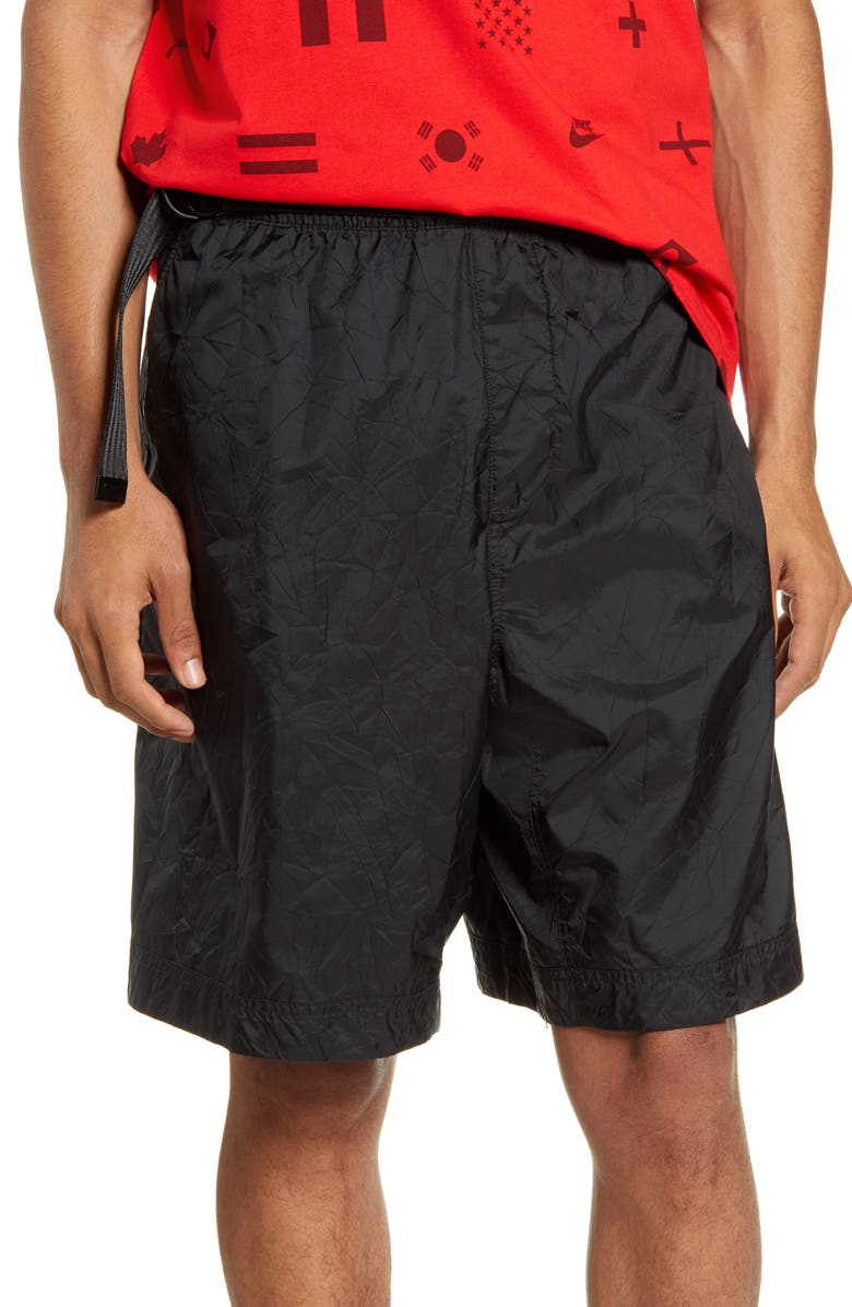 NIKE NSW Tech Pack Shorts, Main, color, 010