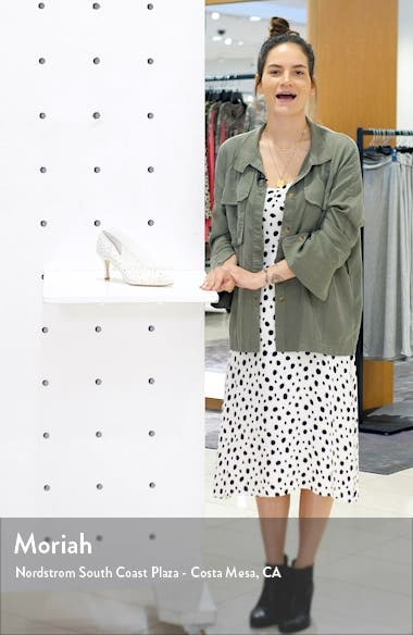 Evelyn Pointed Toe Pump, sales video thumbnail