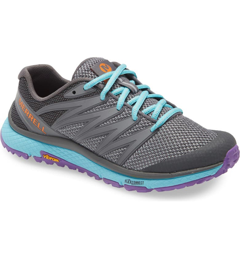 MERRELL Bare Access XTR Trail Running Shoe, Main, color, HIGHRISE FABRIC