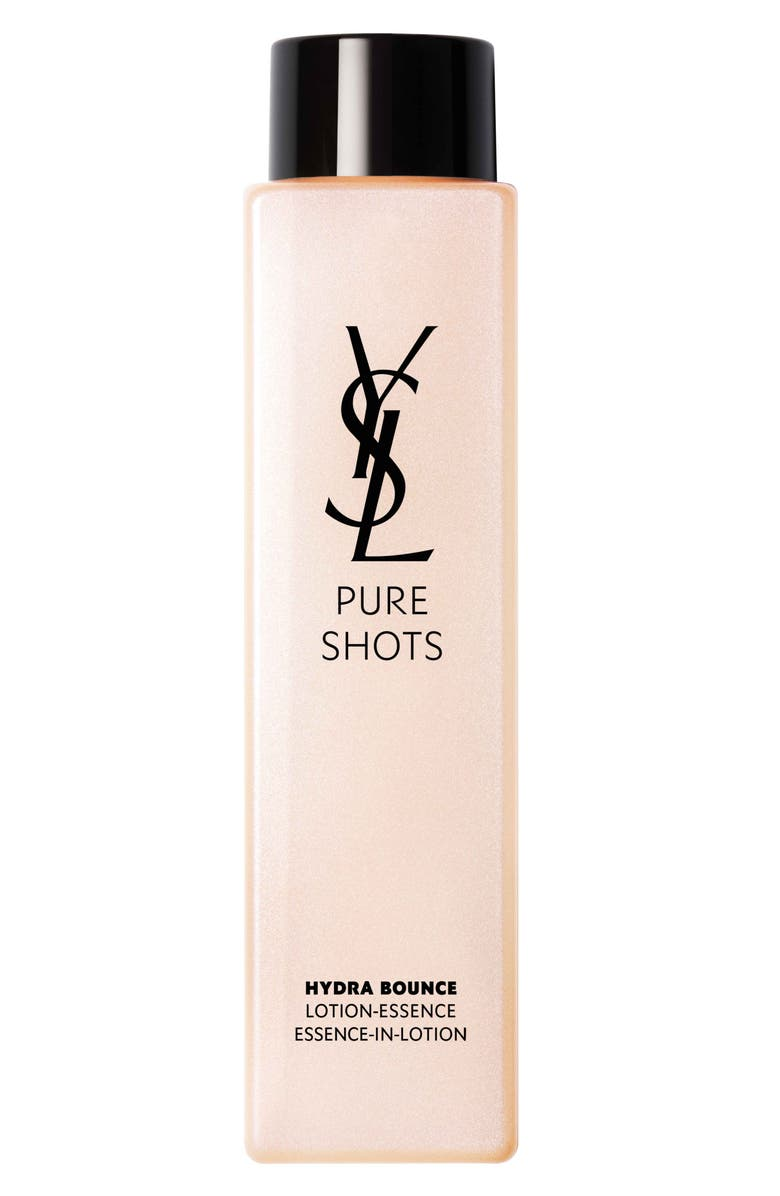 YVES SAINT LAURENT Pure Shots Hydra Bounce Essence-in-Lotion, Main, color, NO COLOR