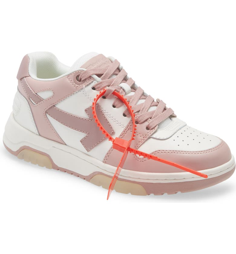 OFF-WHITE Out of Office Sneaker, Main, color, WHITE/ NUDE