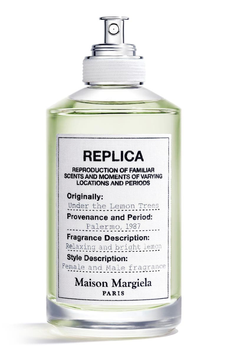 MAISON MARGIELA Replica Under the Lemon Trees Eau de Toilette Fragrance, Main, color, No Color