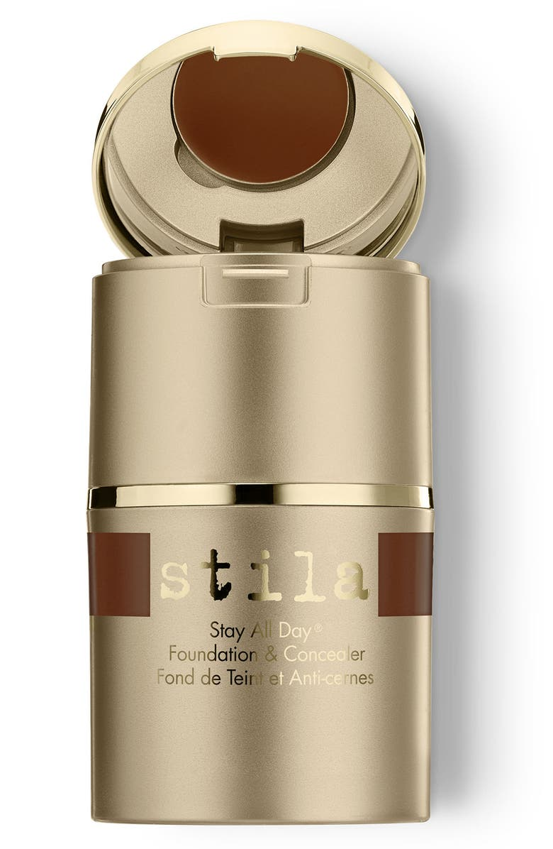 STILA Stay All Day<sup>®</sup> Foundation & Concealer, Main, color, STAY AD FOUND CONC ESPRESSO 15