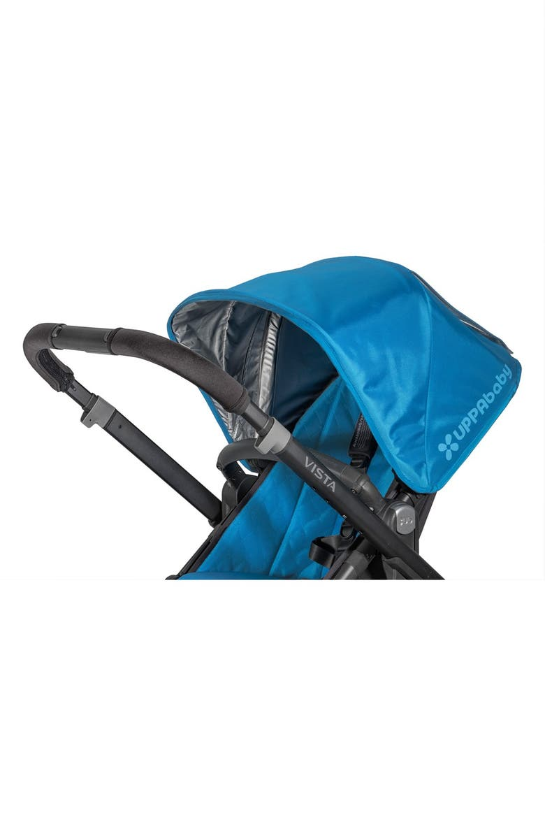 UPPABABY VISTA<sup>®</sup> Stroller Handlebar Cover, Main, color, Black