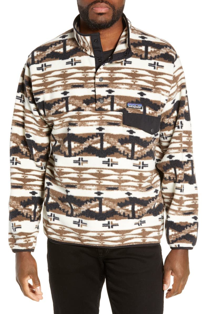 PATAGONIA Synchilla<sup>®</sup> Snap-T<sup>®</sup> Pullover, Main, color, 253