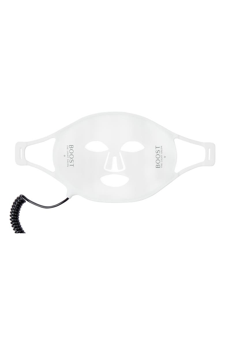 THE LIGHT SALON Boost Advanced LED Light Therapy Face Mask, Main, color, 000