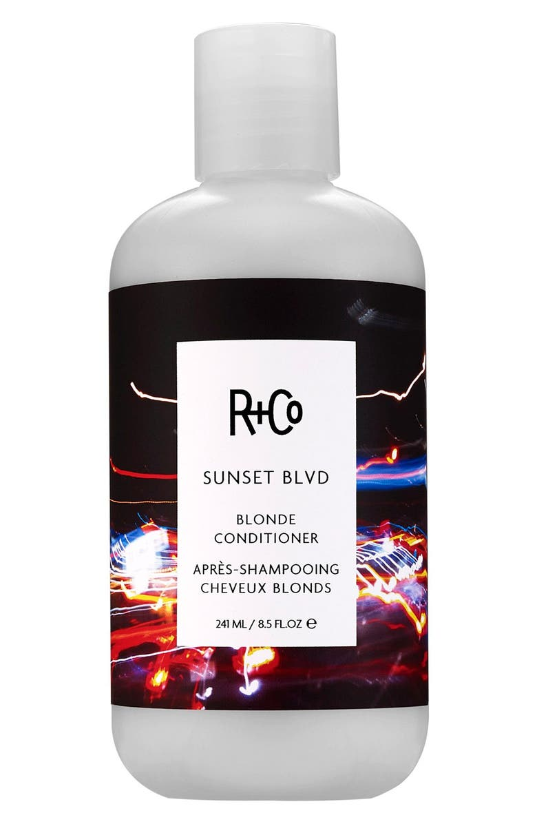 R+CO Sunset Blvd Blonde Conditioner, Main, color, 960