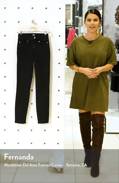 Margot Ankle Skinny Jeans, sales video thumbnail