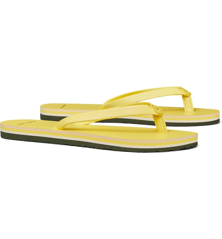 TORY BURCH Minnie Flip Flop, Main, color, FIREFLY