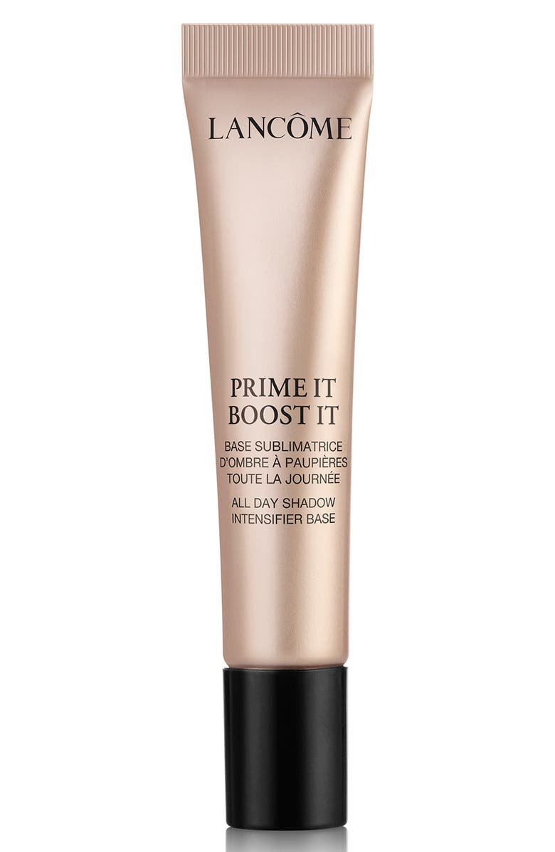 LANCÔME Prime It Boost It All Day Eyeshadow Primer, Main, color, No Color