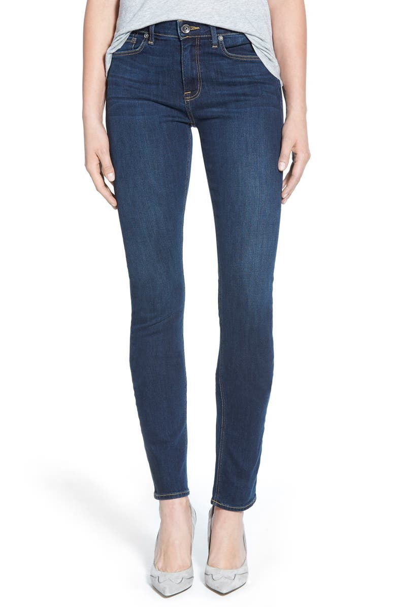 STROM 'Nio' Skinny Jeans, Main, color, 403