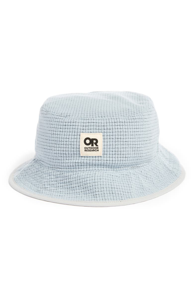 OUTDOOR RESEARCH Trail Mix Bucket Hat, Main, color, ARCTIC