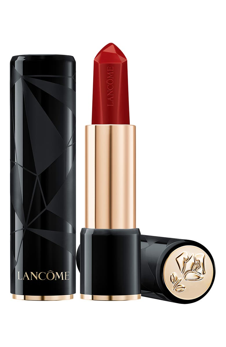 LANCÔME L'Absolu Rouge Ruby Cream Lipstick, Main, color, 02 QUEEN RUBY