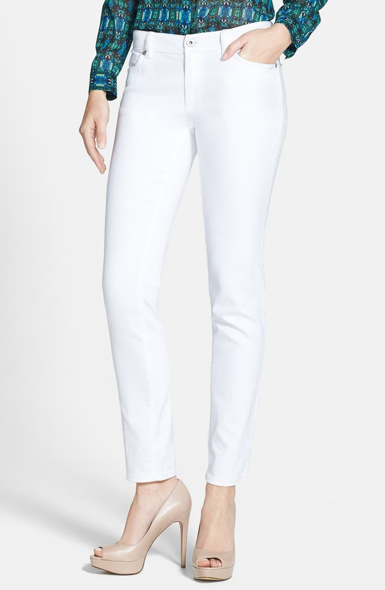 TWO BY VINCE CAMUTO Stretch Denim Skinny Jeans, Main, color, 145