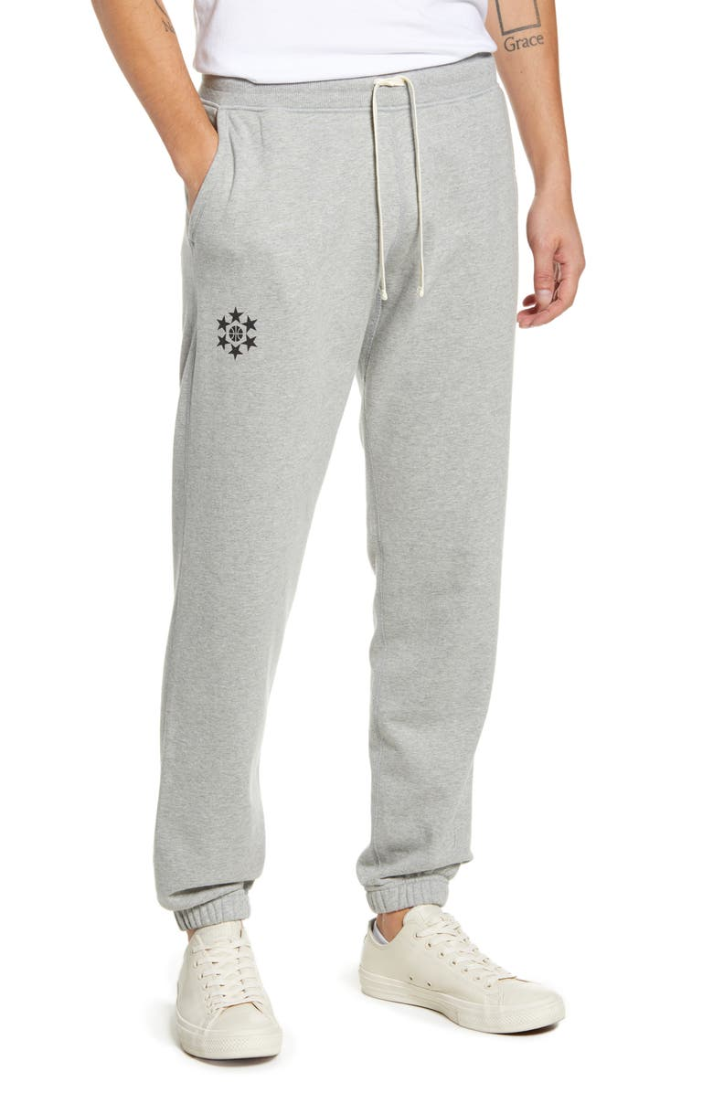 REIGNING CHAMP French Terry Sweatpants, Main, color, 060