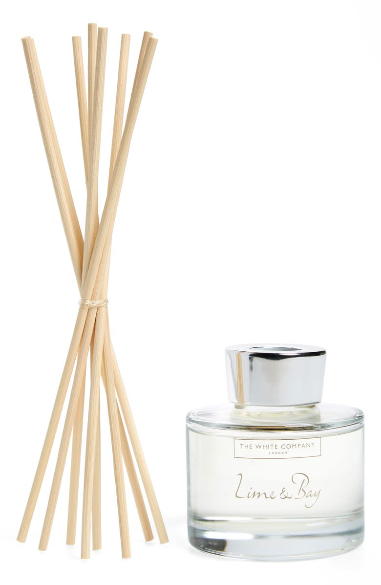 THE WHITE COMPANY Home Fragrance Diffuser, Main, color, LIME/ BAY