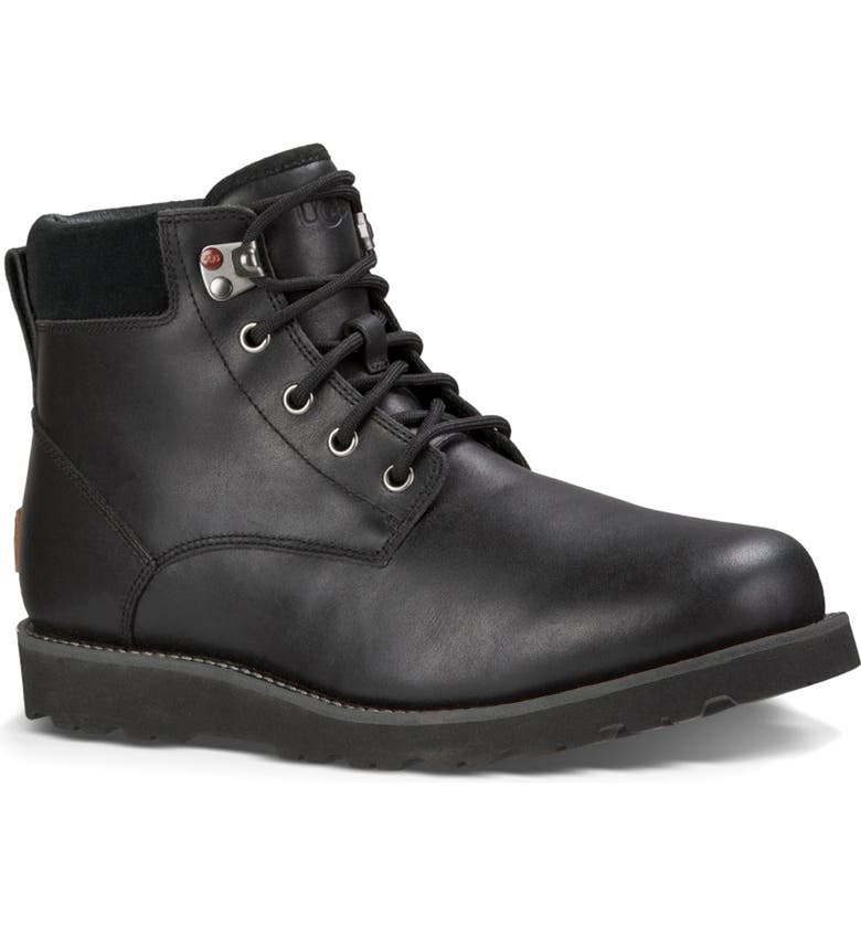 UGG<SUP>®</SUP> Seton Waterproof Chukka Boot, Main, color, 001