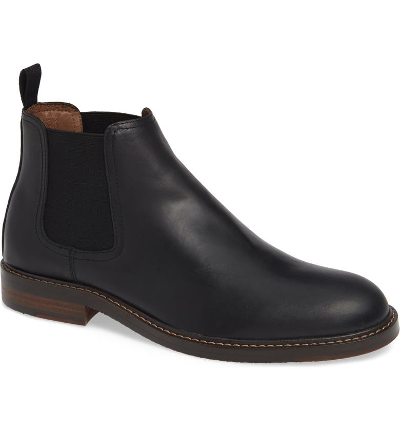 1901 Brooks Chelsea Boot, Main, color, 001