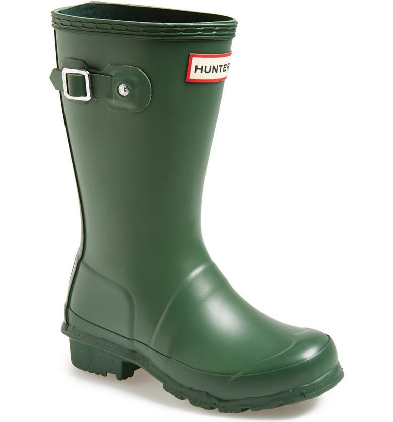 HUNTER Original Rain Boot, Main, color, HUNTER GREEN