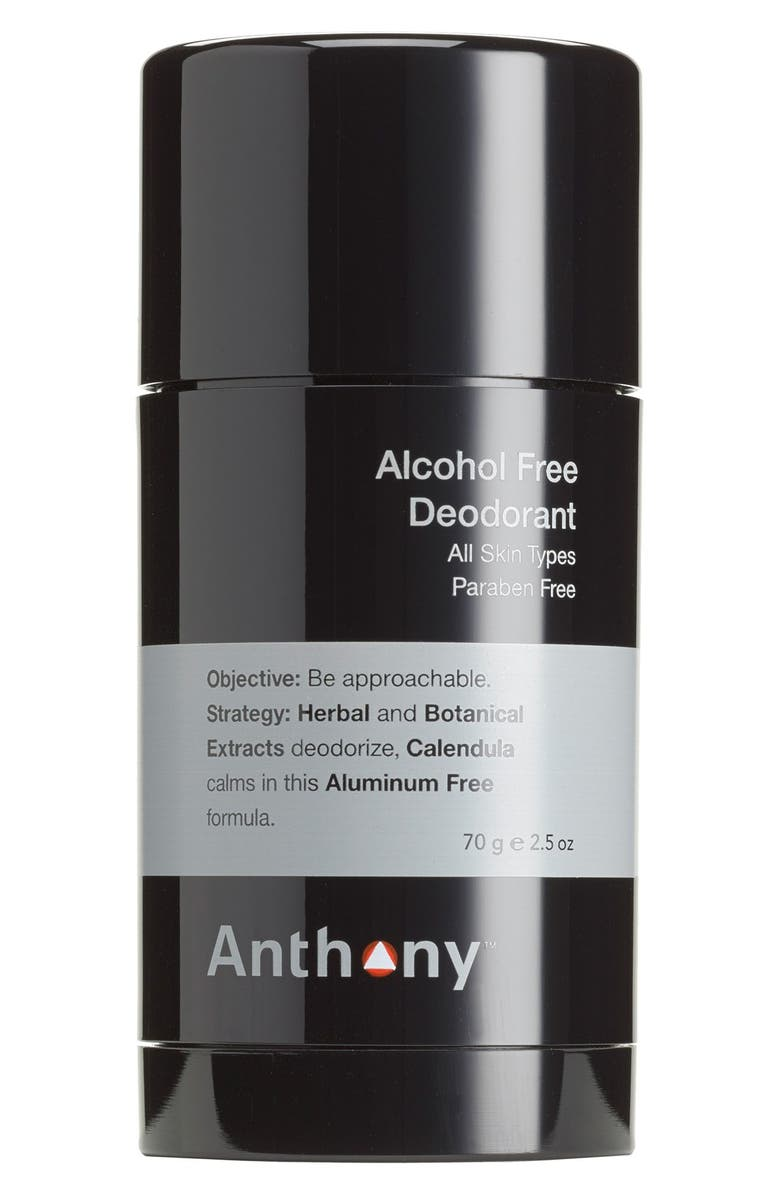 ANTHONY<SUP>™</SUP> Alcohol Free Deodorant, Main, color, 000