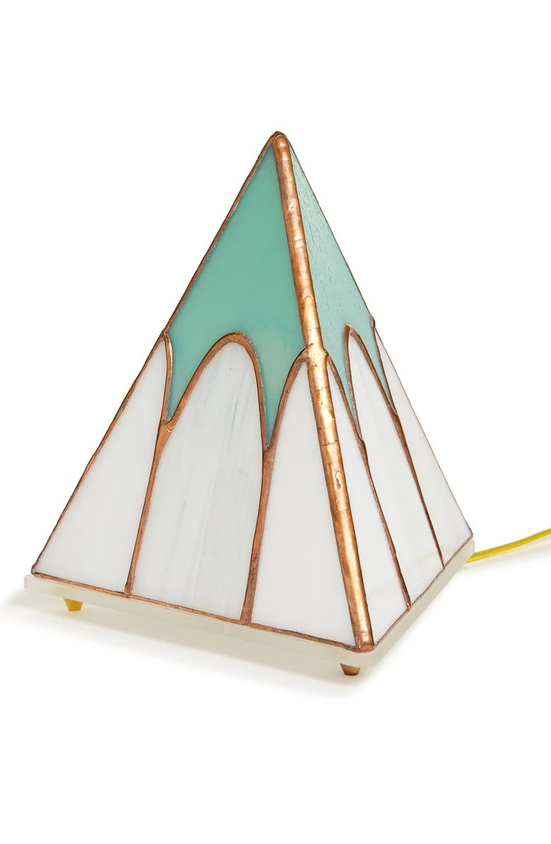 FRIEND OF ALL Pyramid Cathedral Lamp, Main, color, 100