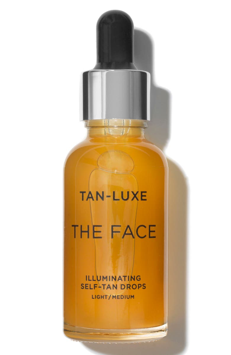 TAN-LUXE The Face Illuminating Self-Tan Drops, Main, color, 200