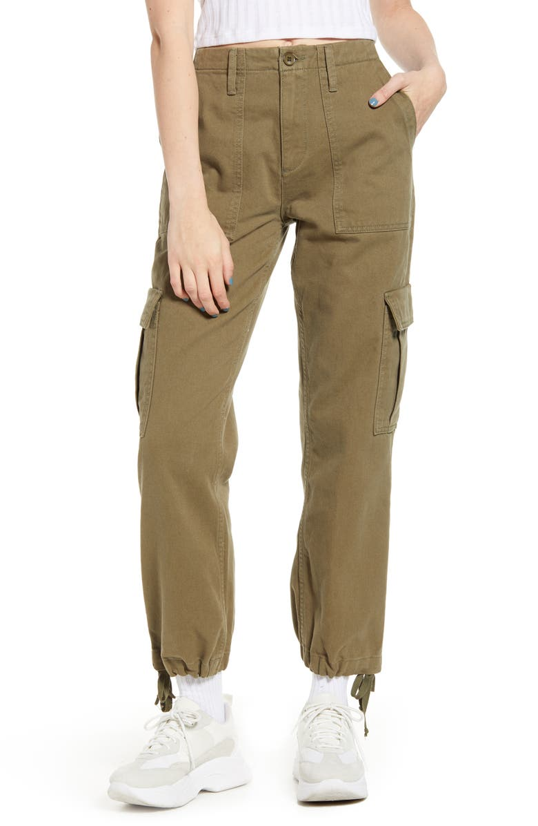BDG URBAN OUTFITTERS Authentic Twill Cargo Pants, Main, color, 300
