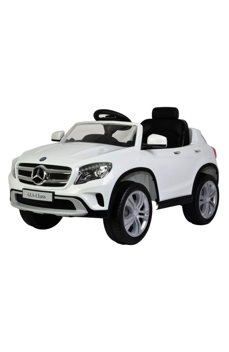 BEST RIDE ON CARS Mercedes GLA Ride-On Car, Main, color, 100