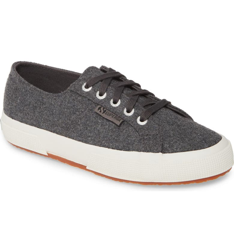 SUPERGA 2750 Franelawoolw Low Top Sneaker, Main, color, 074