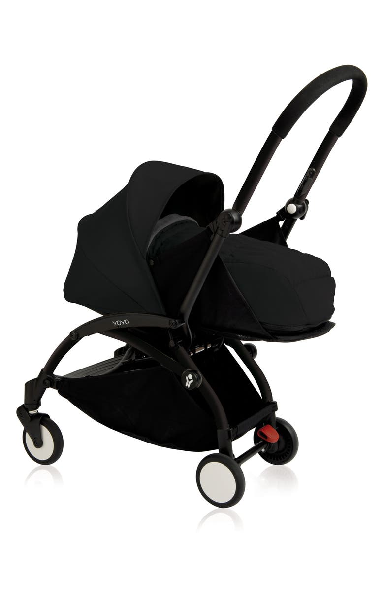 BABYZEN<SUP>™</SUP> BABYZEN YOYO+ Complete Stroller with Newborn Color Pack Fabric Set, Main, color, 001