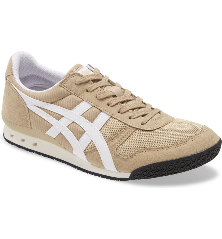 ONITSUKA TIGER<SUP>™</SUP> Ultimate 81<sup>™</sup> Sneaker, Main, color, WOOD CREPE/ WHITE