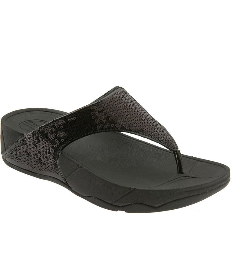 FITFLOP 'Electra<sup>™</sup>' Sandal, Main, color, 001